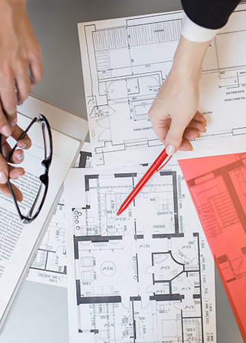 Expertise immobilière, charte immobilière